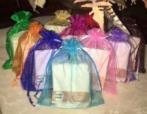 Decoratively Packaged Homemade Soap for Sale in Detroit, MI