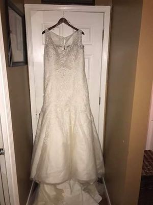 6b52fc02b3d New and Used Wedding dress for Sale in Baton Rouge