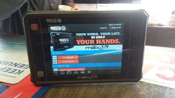 MaxMe scan tool by matco tools for Sale in Monroe, MI - OfferUp