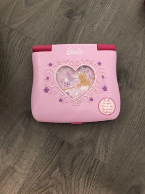 Toddler Barbie learning laptop for Sale in Apex, NC