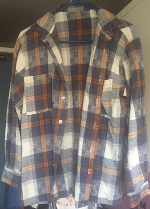 Plaid Shirt for Sale in New York, NY