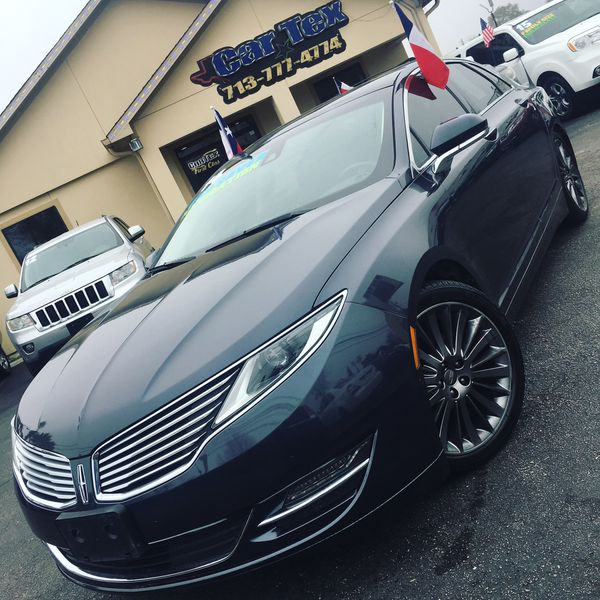 14 LINCOLN MKZ HYBRID *$2,500 DOWN!!* For Sale In Houston