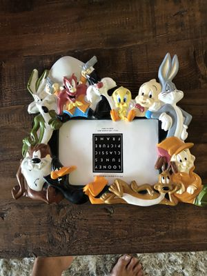 Looney Tunes Picture Frame for Sale in Gibsonton, FL