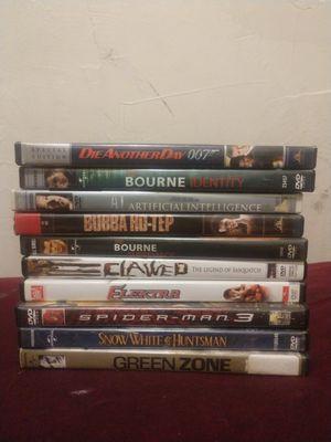 10 random DVDs for Sale in Seattle, WA