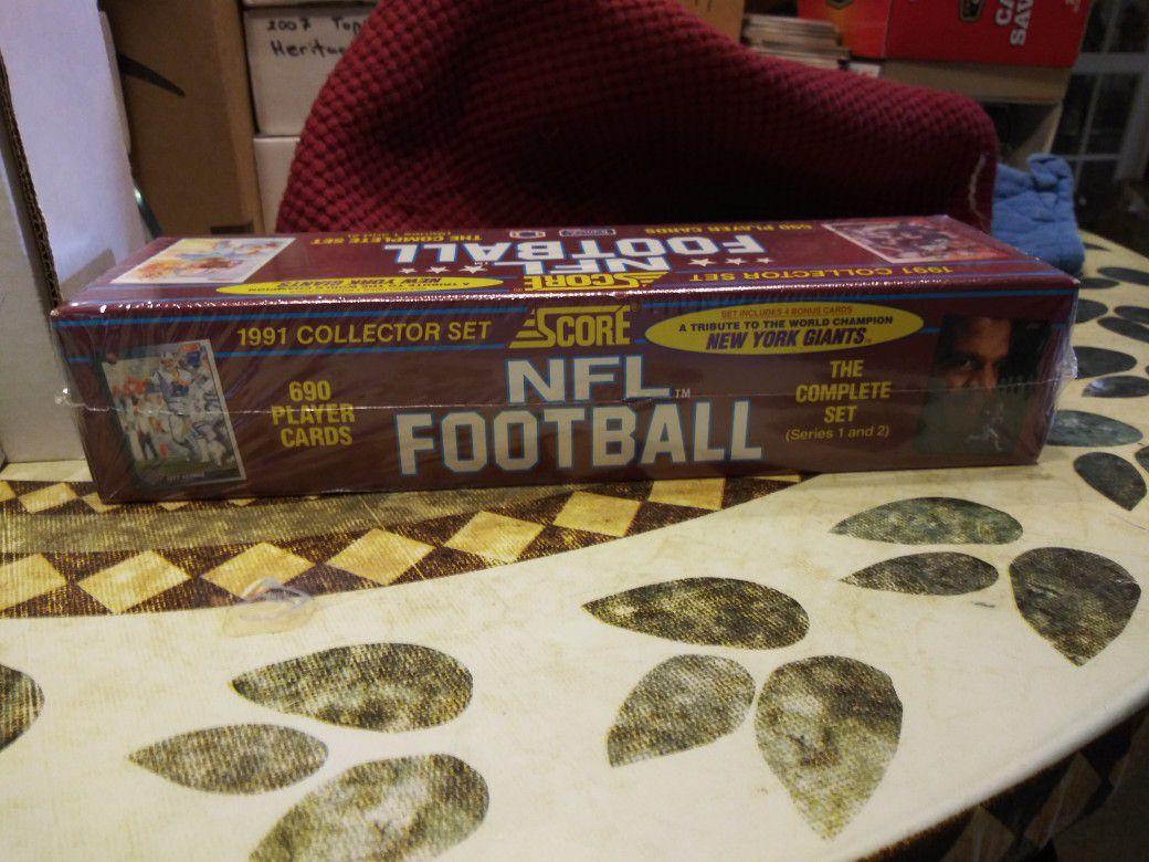 1991 NFL FOOTBALL CARDS