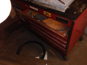 Snap on tool box 2500 obo a little greasey for Sale in Winter Garden, FL