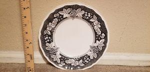 Kensington Staffordshire Ironstone Plate - Somerset for Sale in Woodbridge, VA