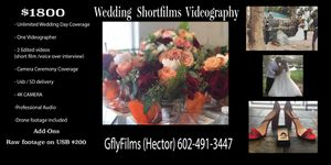 Wedding video for Sale in Phoenix, AZ