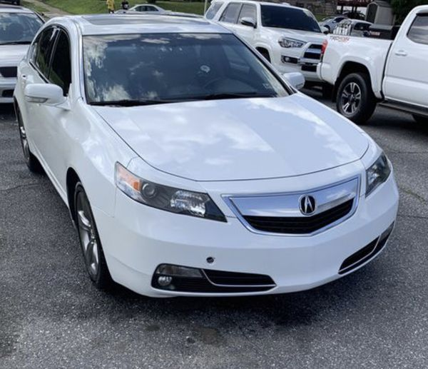 ACURA TL 2012 78,000 Miles For Sale In Philadelphia, PA