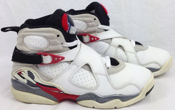 f83ac57b406 Nike Air Jordan 8 Retro  Bugs Bunny  (GS) Shoes Size 4.5Y for Sale ...