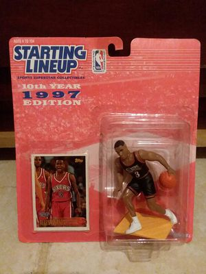 Allen Iverson Sports Superstar Collectibles for Sale in Kissimmee, FL