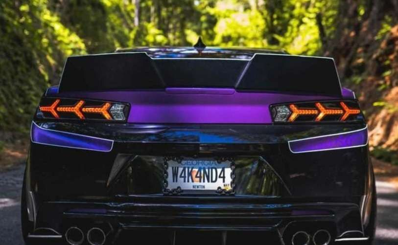 Camaro Tail Lights