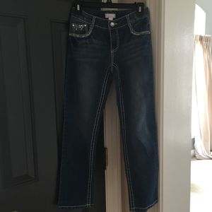 Girls size 12 jeans for Sale in Centreville, VA