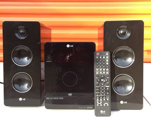 LG stereo & home theater system Dvd for Sale in Mount Rainier, MD