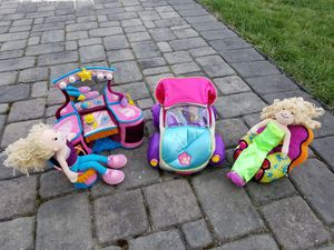 Plush doll set for Sale in Adamstown, MD