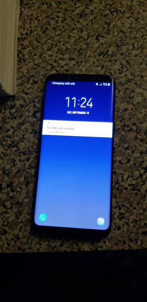 Samsung Galaxy S8 for Sale in North Bethesda, MD