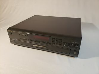 Technics SL-PD5 Stereo MASH CD Player 5-Disc Changer with Digital Output   Thumbnail