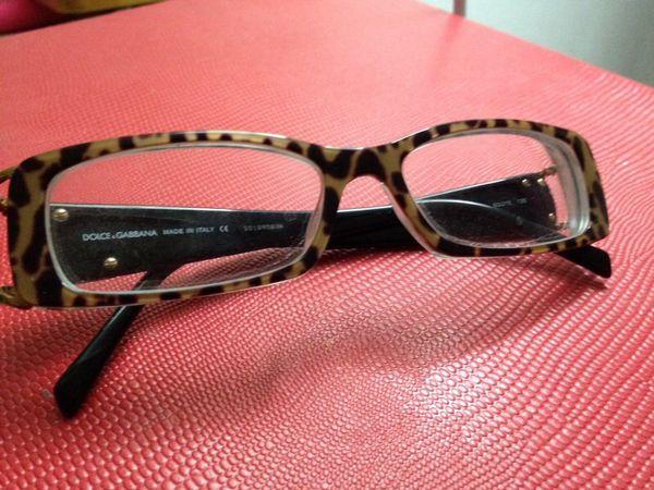 dc28ef08cc8 D G Leopard Eyeglass Frames for Sale in Seattle