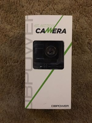 4K Action Camera for Sale in Swansea, IL