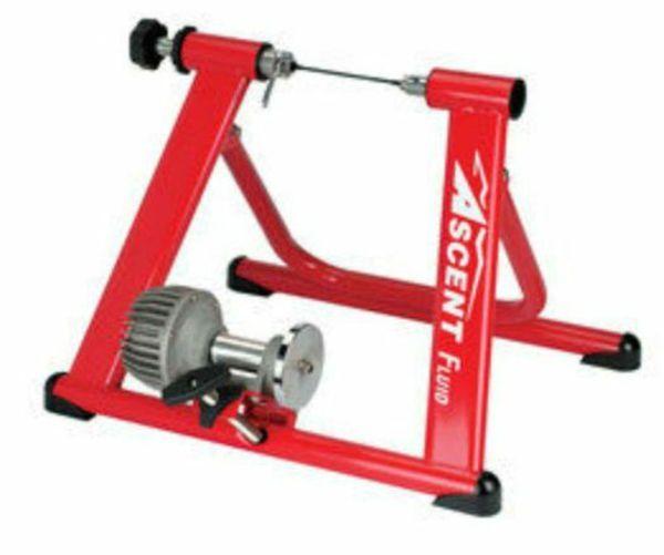 Fluid Bike Trainer >> Ascent Fluid Bike Trainer For Sale In Woodinville Wa Offerup