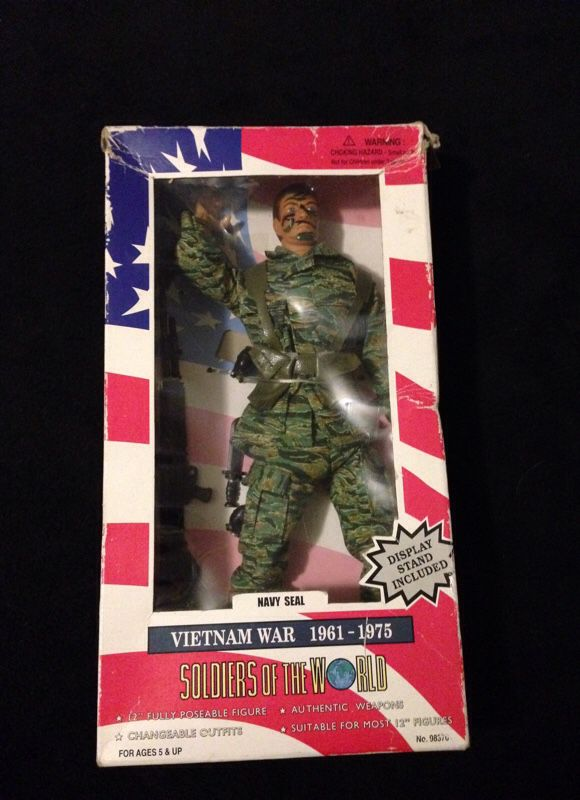 Vintage G-I Joe Soldiers of the World for Sale in Lodi, CA - OfferUp