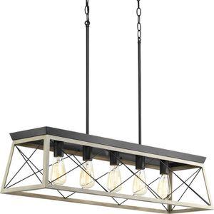 Farmhouse chandelier pendant light for Sale in Norfolk, VA