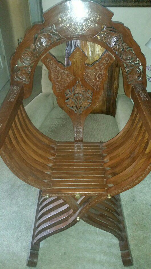 SAVANOROLA Antique King and Queen chairs (Antiques) in Carmel, IN - OfferUp - SAVANOROLA Antique King And Queen Chairs (Antiques) In Carmel, IN