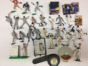 Collection of Vintage NBL NFL Starting Line Up Action Figures for Sale in Pensacola, FL
