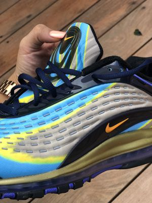 Men's Nike Air Max Deluxe Size 12 for Sale in Silver Spring, MD