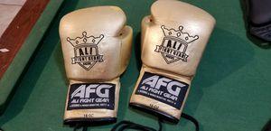 Ali boxing gloves for Sale in Tacoma, WA