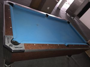 New And Used Pools For Sale In Rochester NY OfferUp - Panther pool table