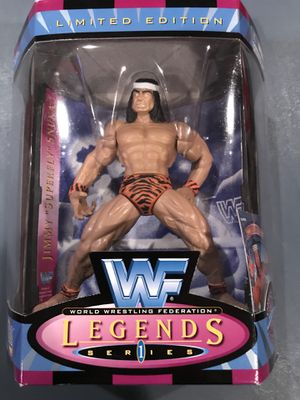 WWE Jimmy Snuka Action Figure. Brand New. Collectors item. for Sale in Lorton, VA