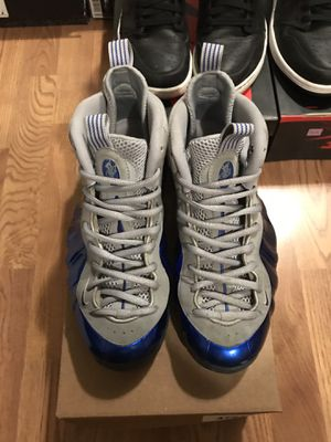 28616b68f62a8 Nike Foamposite Sport Royal 10.5 for Sale in Hayward