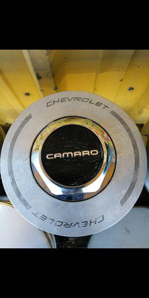 4 Chevrolet Camaro oem factory center caps part number #9593128 for Sale in Lakeland, FL