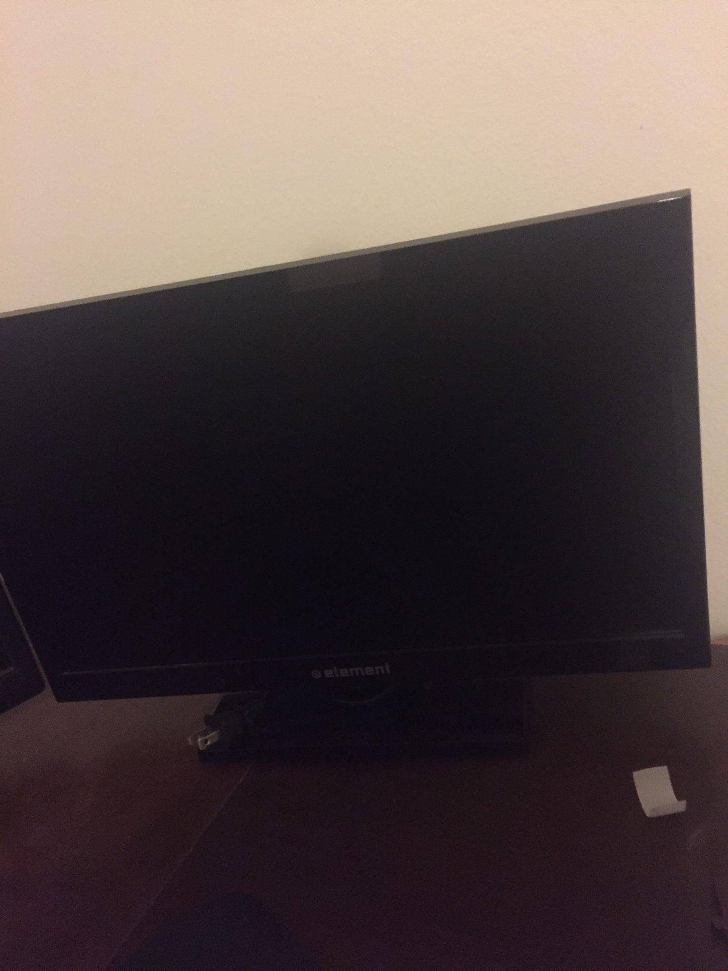 2 20 inch Element TVs