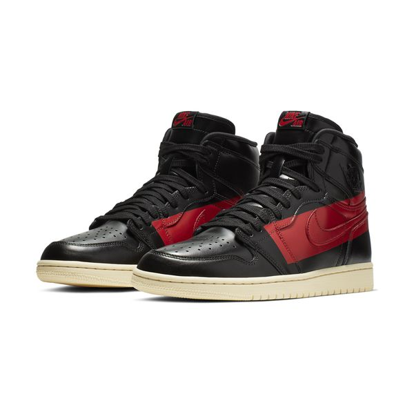 the best attitude be355 4916a Air Jordan 1 Defiant Style Couture