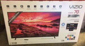 """Vizio E70-E3 70"""" 4K UHD HDR LED Smart TV 120hz 2160p *FREE DELIVERY* for Sale in Renton, WA"""