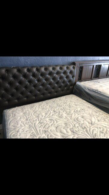 Memory foam mattress and
