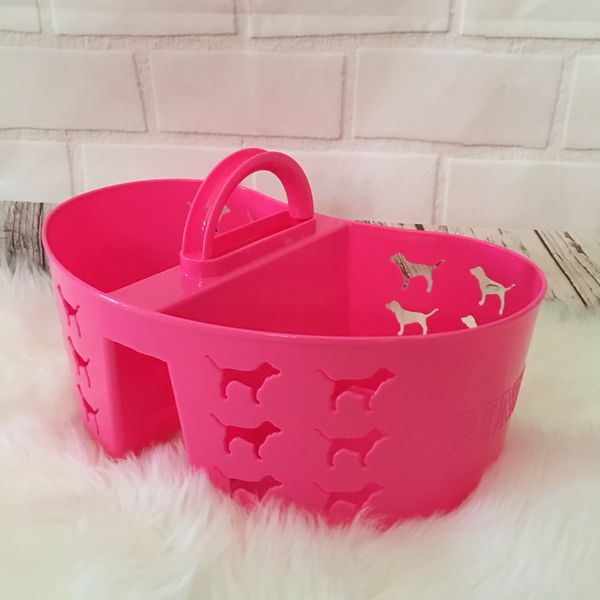 NEW VICTORIAS SECRET PINK SHOWER CADDY for Sale in Honolulu, HI ...