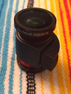 Olloclip Fisheye for iPhone 4 & 5 for Sale in Seattle, WA