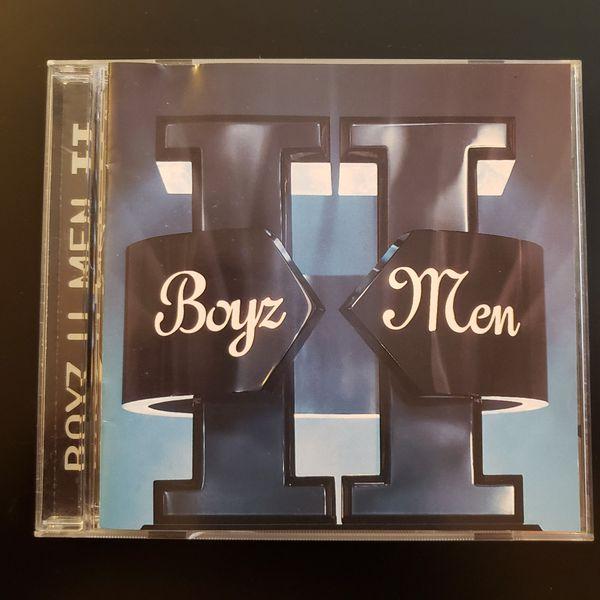 CD   Boyz II Men: II Album for Sale in Scottsdale, AZ - OfferUp