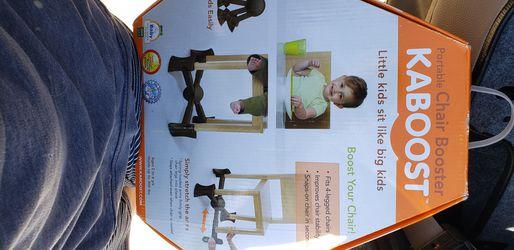 Kaboost Chair booster Thumbnail