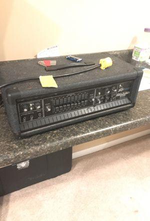 Bass amp head for Sale in Midlothian, VA