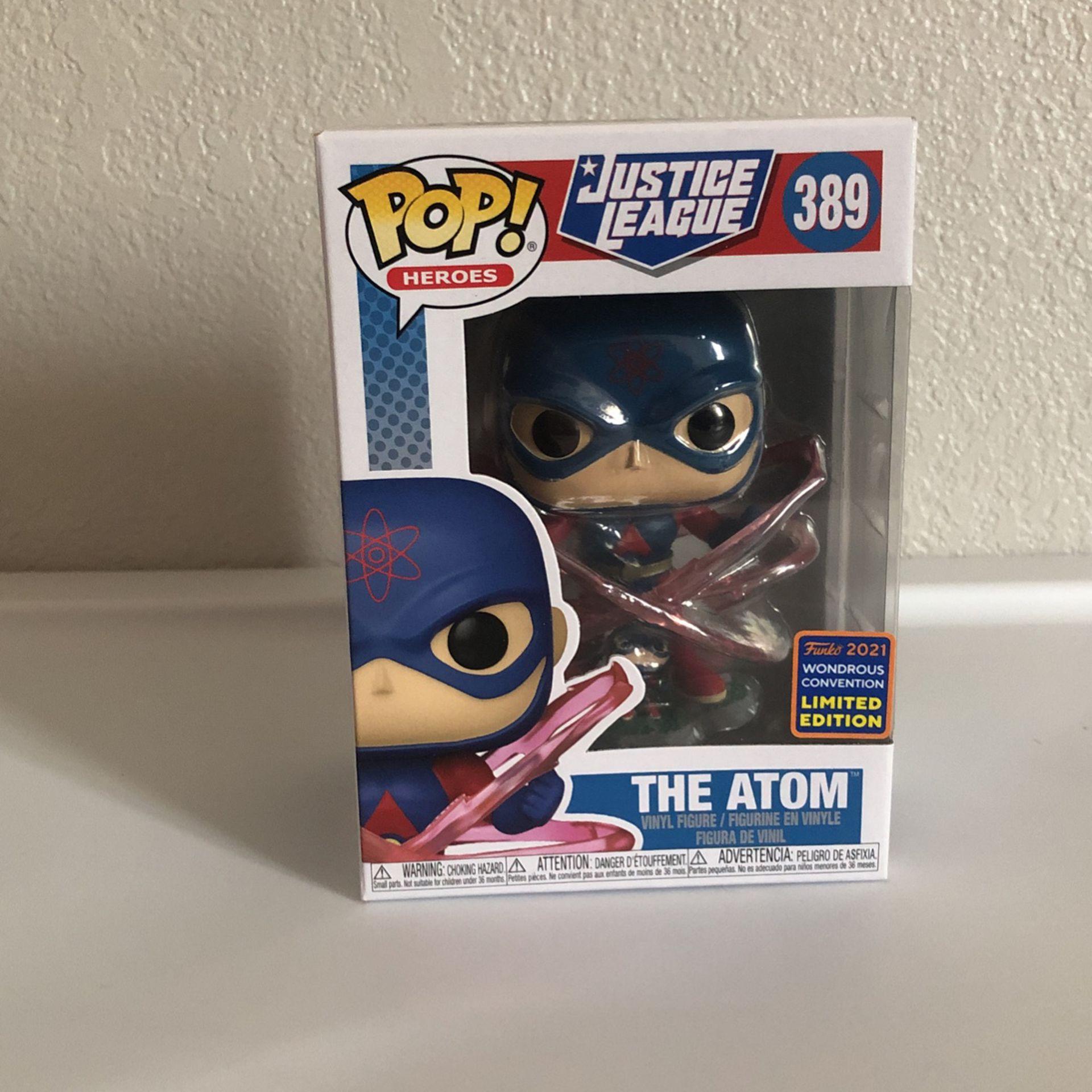 The Atom Funko Pop! 💥