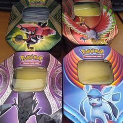 Deluxe Custom Pokémon Tins Thumbnail