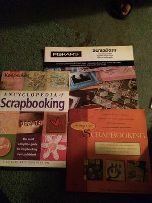 Scrap Bookers Dream Set for Sale in Muncie, IN