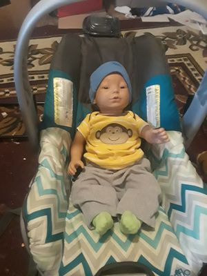 Baby think it over real care baby 2 + with accessories for sale  Wichita, KS