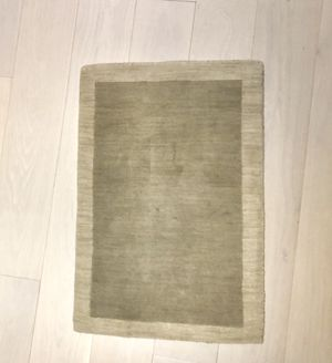 2'x3' Gray Rug (2 available) for Sale in Washington, DC