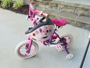 Huffy training bike for girls for Sale in Apex, NC