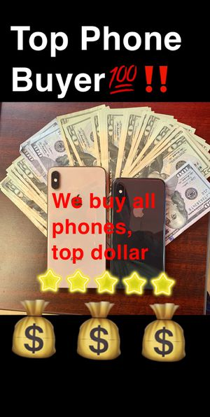 Cash 4 iCloud locked/Unlocked iphones,MacBooks and iPads for Sale in Arlington, VA